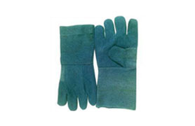 High Quality Cotton And Jeans Hand Gloves-Sethi Trading Company