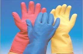 High Quality Industrial safety Gloves - India manufacturing