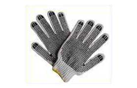 High Quality Knitted Dotted Gloves