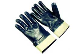 High Quality Nitrile Coated Hand Gloves