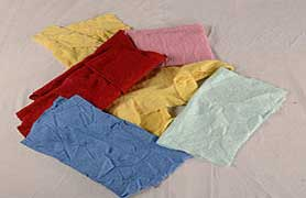 High Quality Cotton Rags Products-Sethi Trading Company
